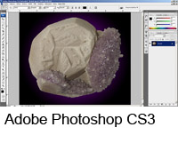 Adobe Photoshop CS3 screenshot