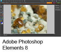 Adobe Photoshop Elements 8 screenshot